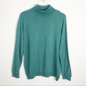 LINEA by Louis Dell'Olio Silk Blend Sweater 1X